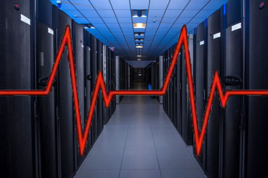 What the Data Centre Industry can learn from the NHS.